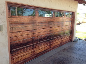 Change the look of your orange county home with garage for Garage wraps