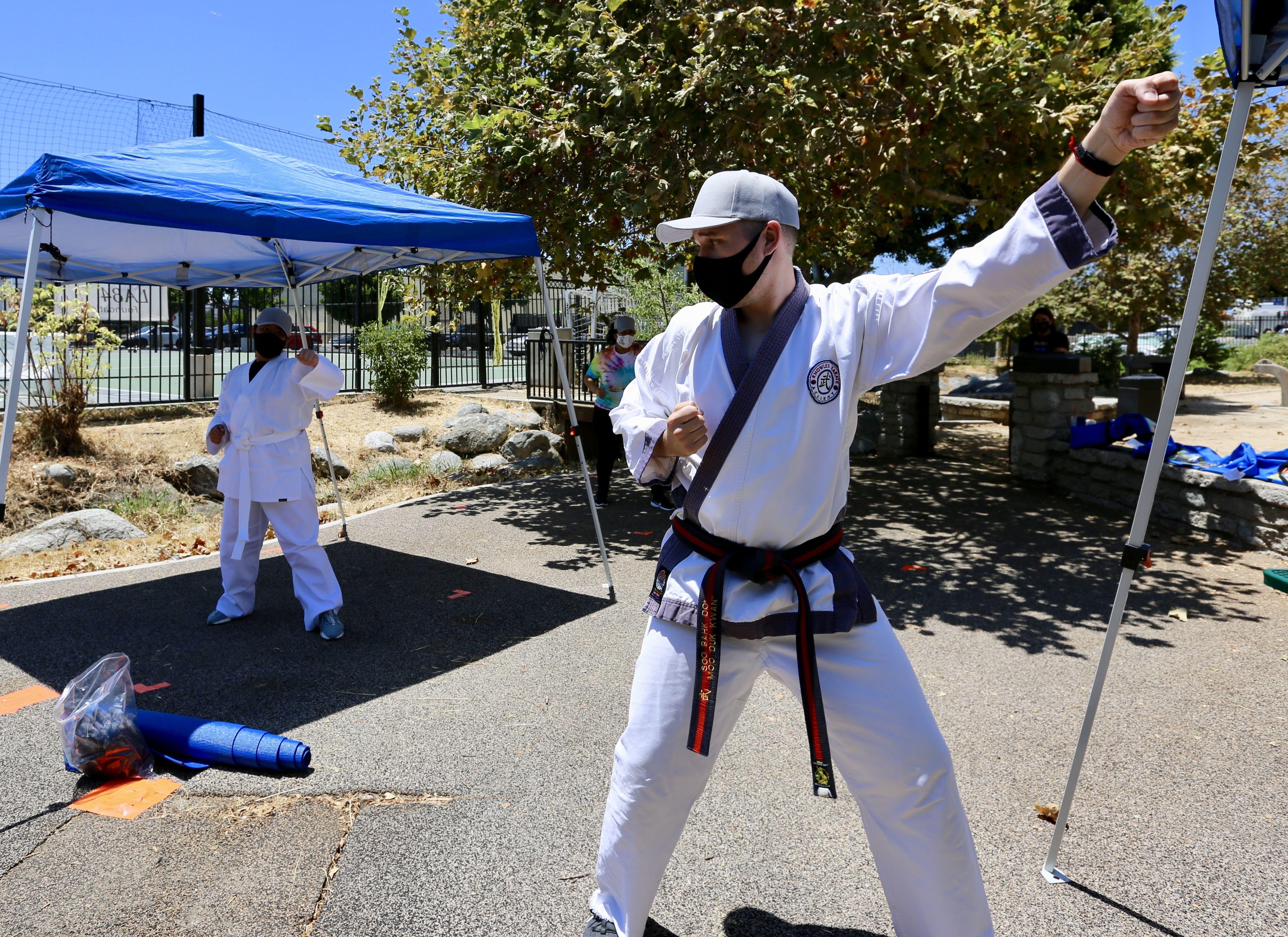 BAM - Karate
