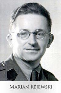 Mr. Marian Rejewski