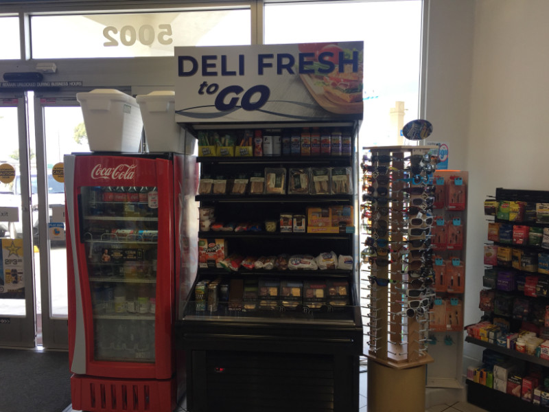 Vinyl Graphics Installations for C-Stores in Orange County