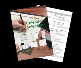 Catalog Image for Calendar Promo