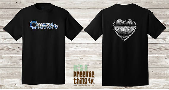 Connected Forever 2017 Shirts Available Now!