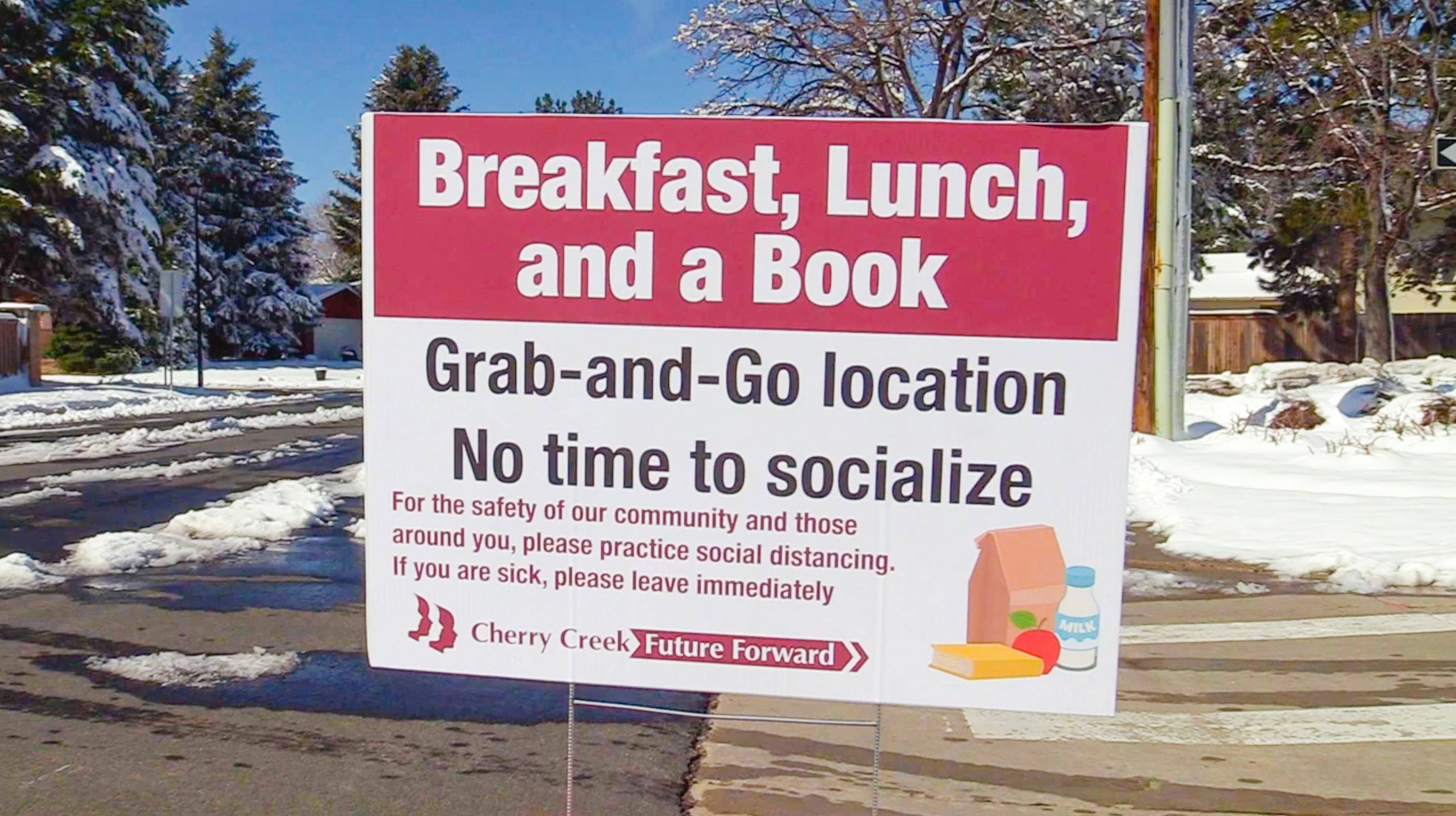 """Foundation Donates $15,000 to """"Breakfast, Lunch and a Book"""" program"""