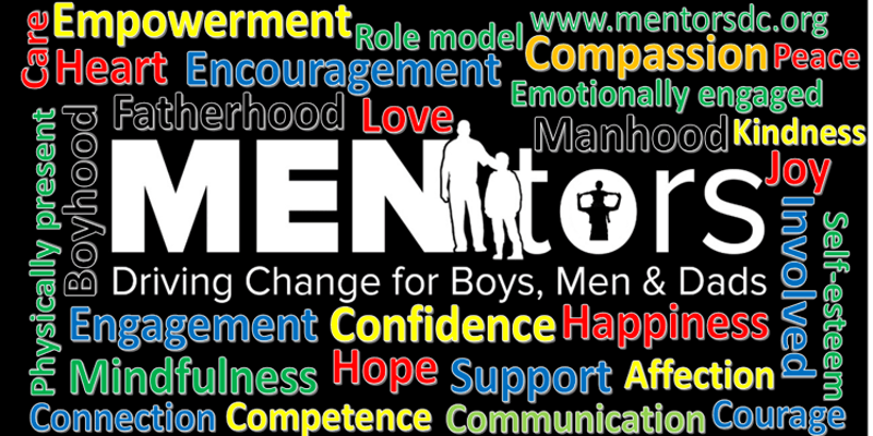 MENtors Driving Change for Boys, Men & Dads Conference
