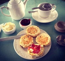 Tea Time in England
