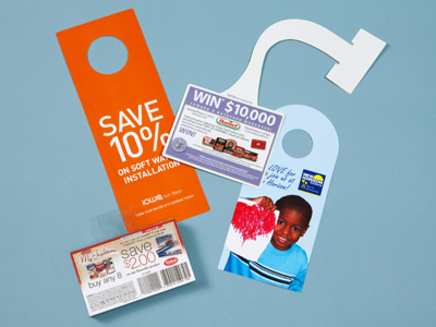 Hang Tags & Coupon Pads