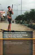Learning from Typhoon Mirinae: Urbanization and Climate Change in Quy Nhon City, Vietnam