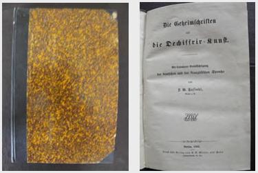 1881: Death of Friedrich Wilhelm Kasiski