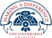 Soldier's Best Friend Receives Grant from Thunderbirds Charities