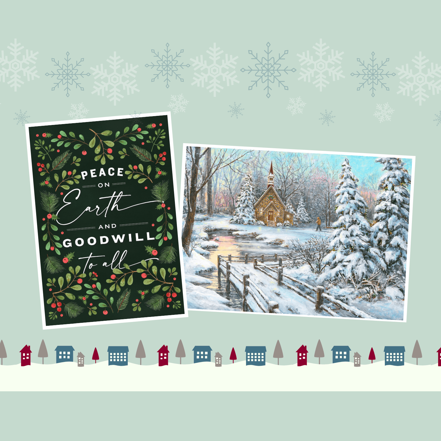 Order Holiday Honor Cards