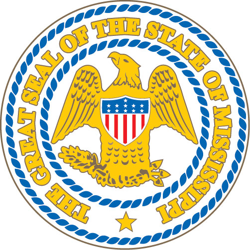W32290 - Great Seal of Mississipi Wall Plaque
