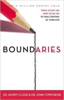 Boundaries for Adults