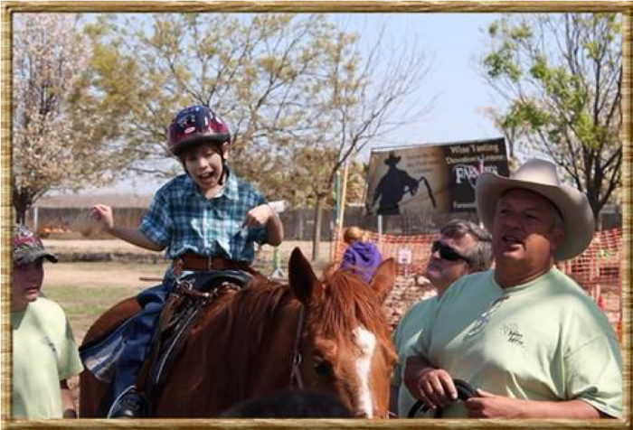 The Heart Of The Horse Therapy Ranch and Craft Day