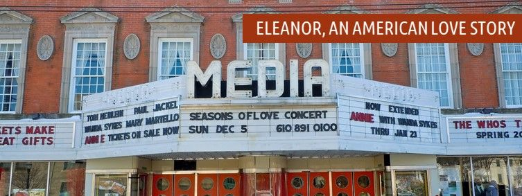 Trip to Eleanor at the Media Theater