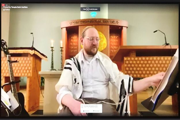 Temple Beth Hatfiloh