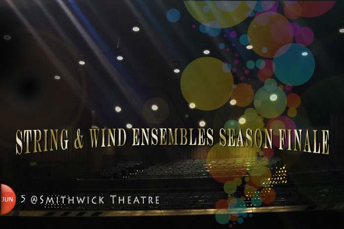 2016 Ensembles Season Finale