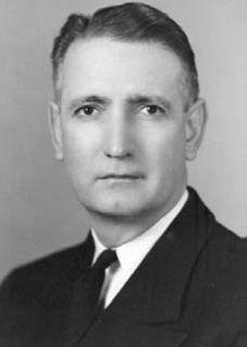 Rear Admiral Jefferson Rice Dennis, USN