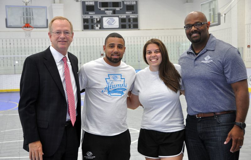 Boys & Girls Club of Greenwich Wins Two National Awards: Torch Bearer Award and Torch Club National Project