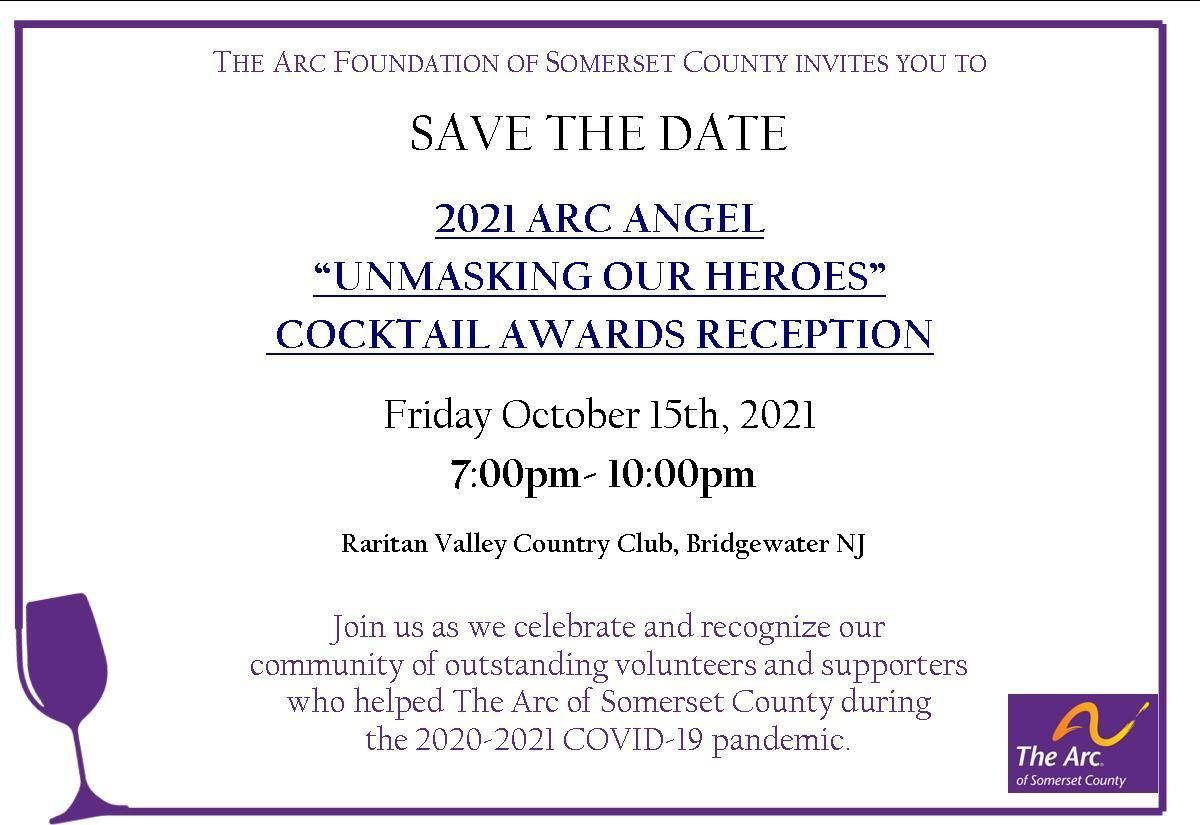 Unmasking Our Heroes Awards Reception