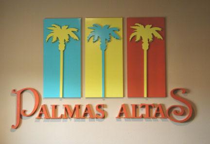 3D Wall Logos