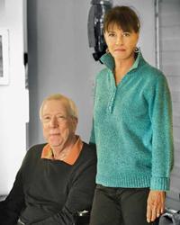 Katie Bates & Phil Bates, Donors