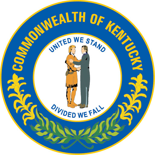 W32220 - Seal of the State of Kentucky Wall Plaque
