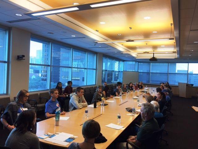 Nov 2016 Meeting at TGen