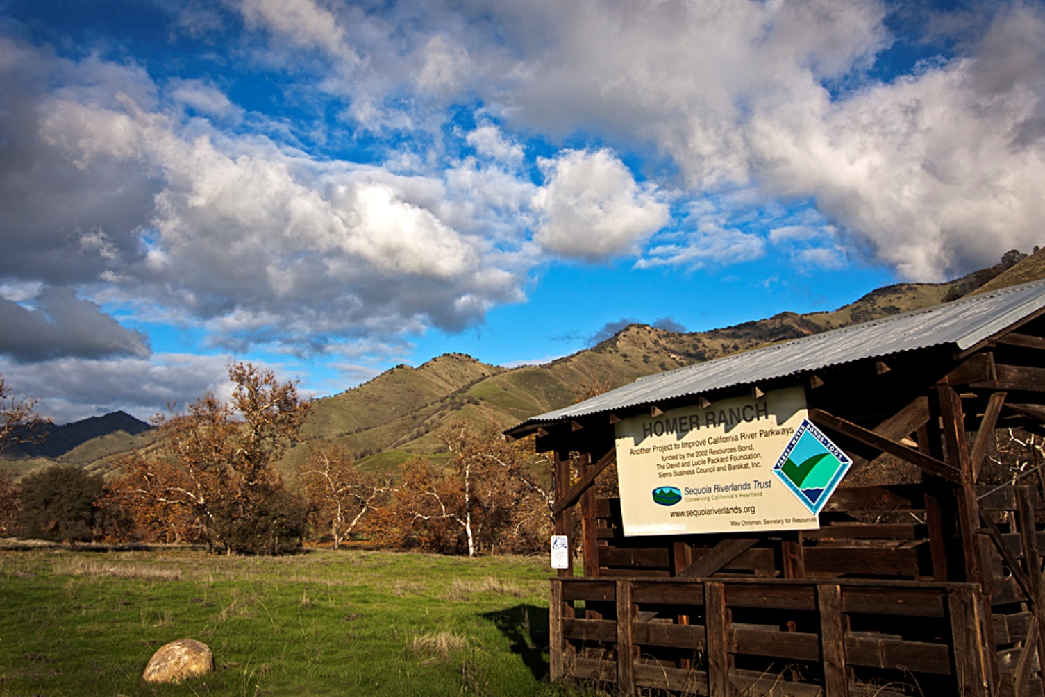 Homer Ranch Preserve reopened for weekends