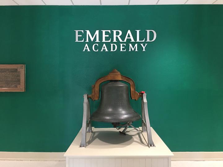 Emerald Academy - 1