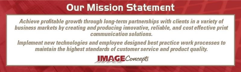 Image Concepts Mission Statement