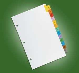 Binders & Index Tabs