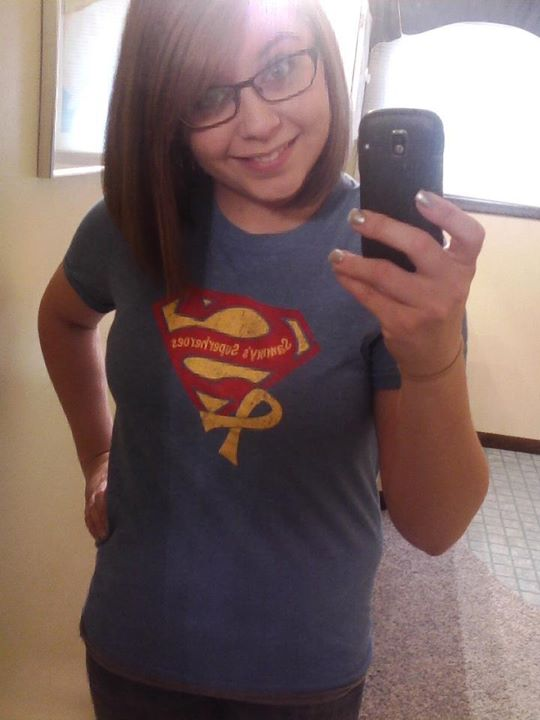Taylor rocking her Sammy shirt!!!