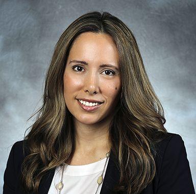 Natalie Garcia - Board Treasurer