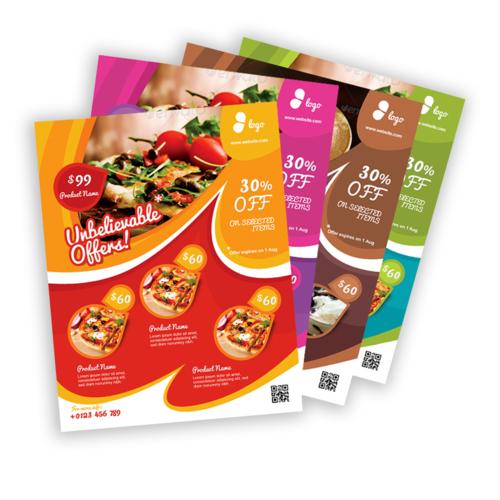 Color Brochures - 5.5 x 8.5