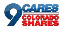 9Cares Colorado Shares