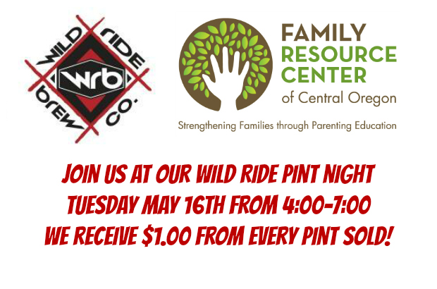 Join us at our Wild Ride Pint Night!