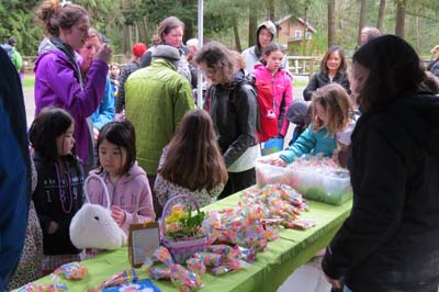 Egg Hunt April 2017