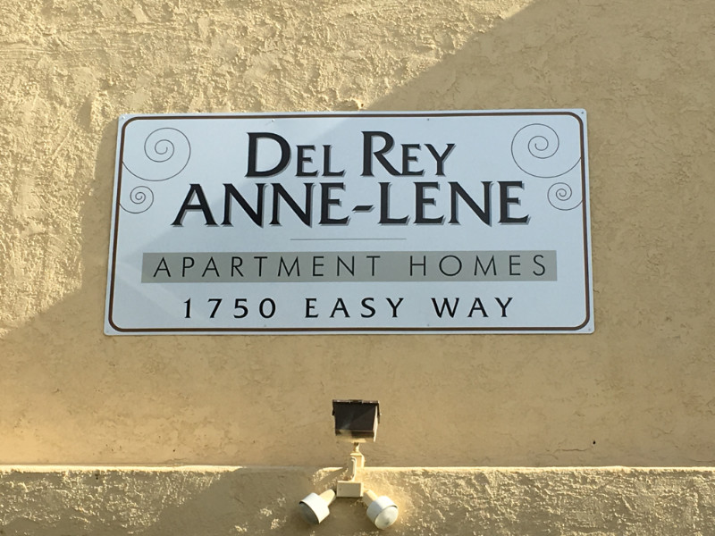Apartment Signs and Graphics | Anaheim CA