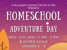 Homeschool Adventure Day, Nov. 4