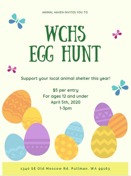 WCHS Egg Hunt