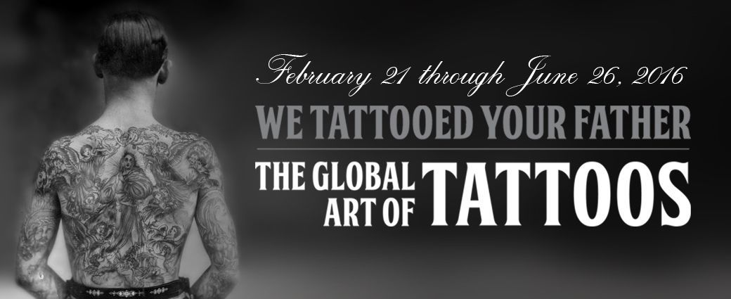 We Tattooed Your Father