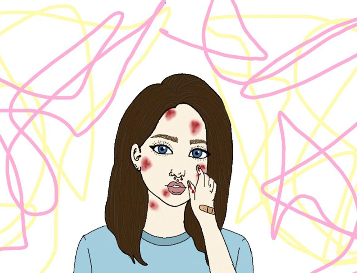 Drawing with Derma: Alyssa
