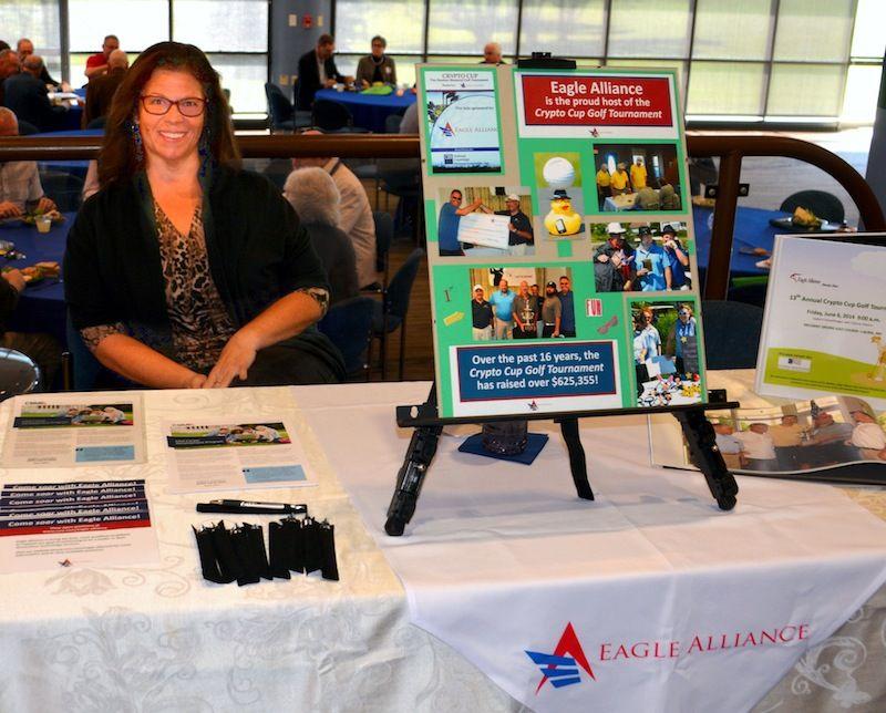 Lobby - Eagle Alliance Display