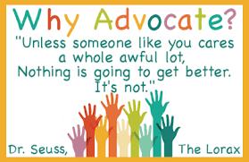 DSA Legislative Advocacy Team (Parents, Grandparent, Adult Siblings)
