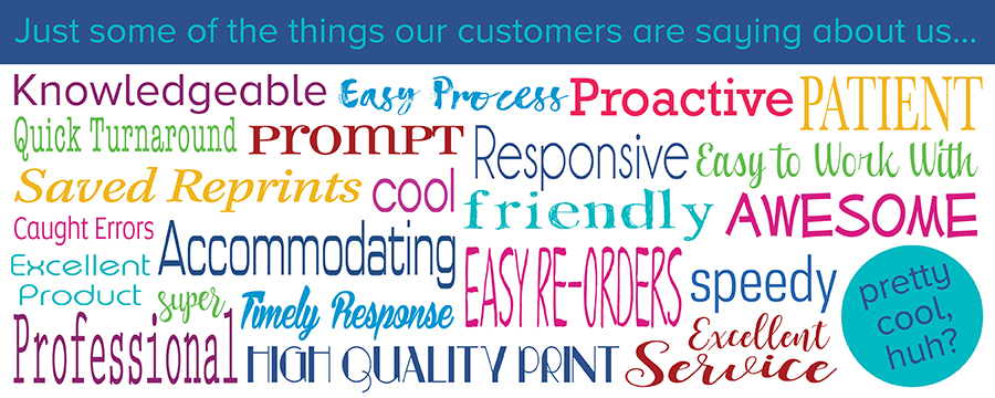 customer key words