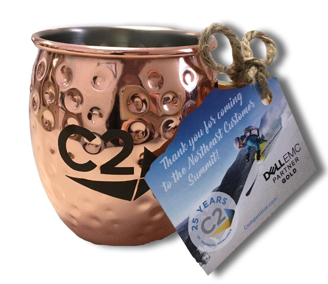 Copper Mugs & Tags