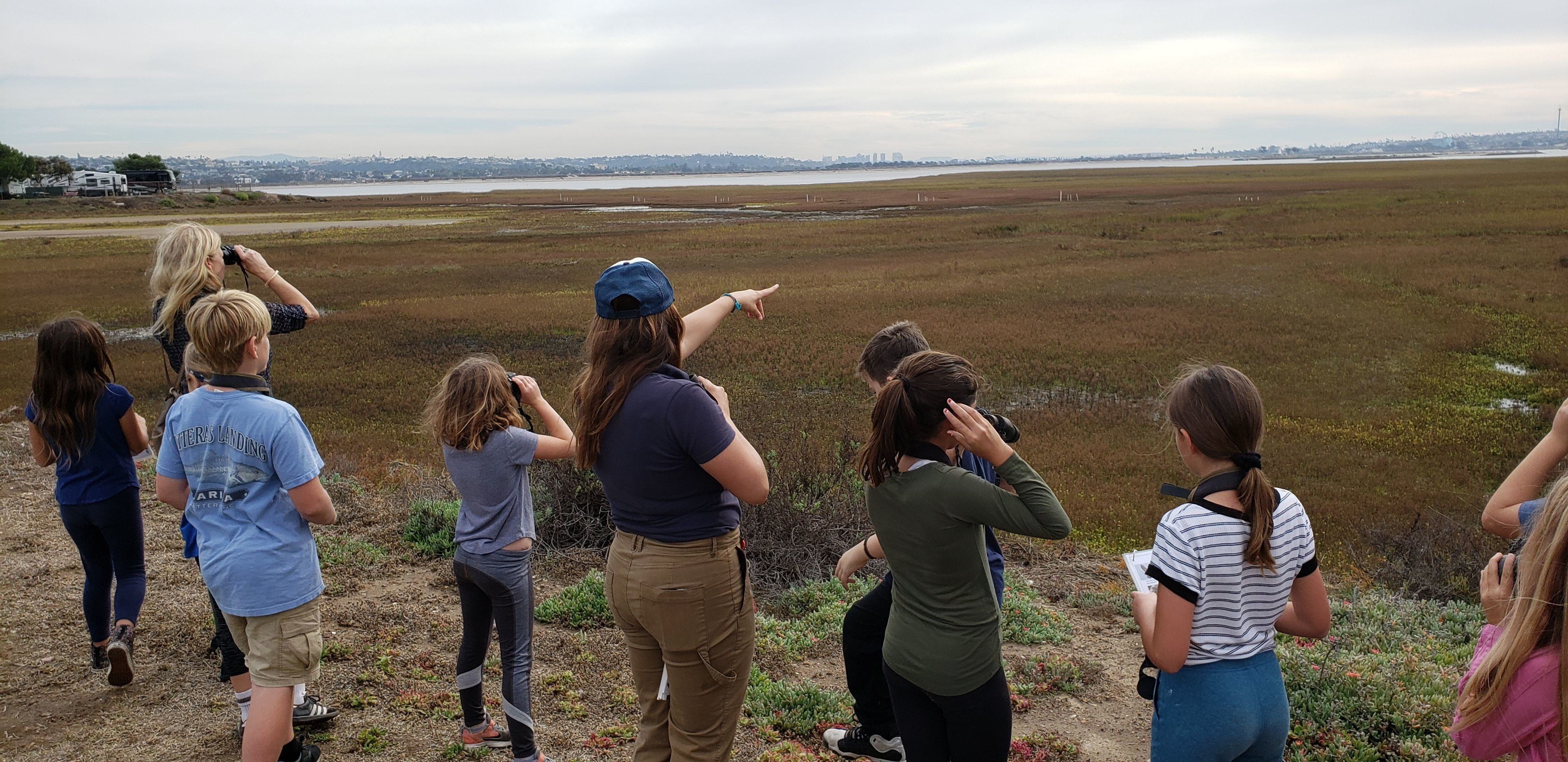 Reconnecting the People, Plants and Animals of the Kendall-Frost Marsh with an Exciting New Grant