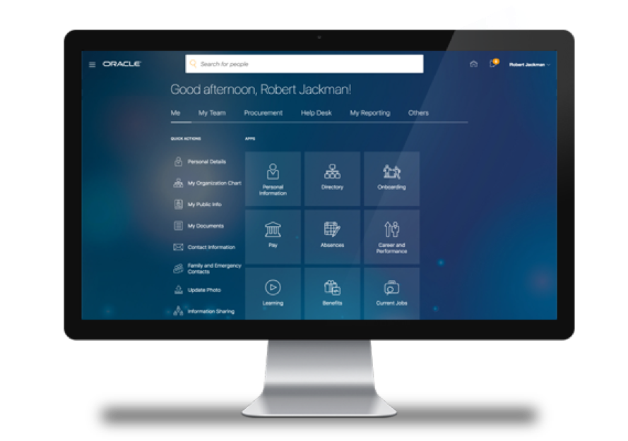 Global Human Resources Cloud