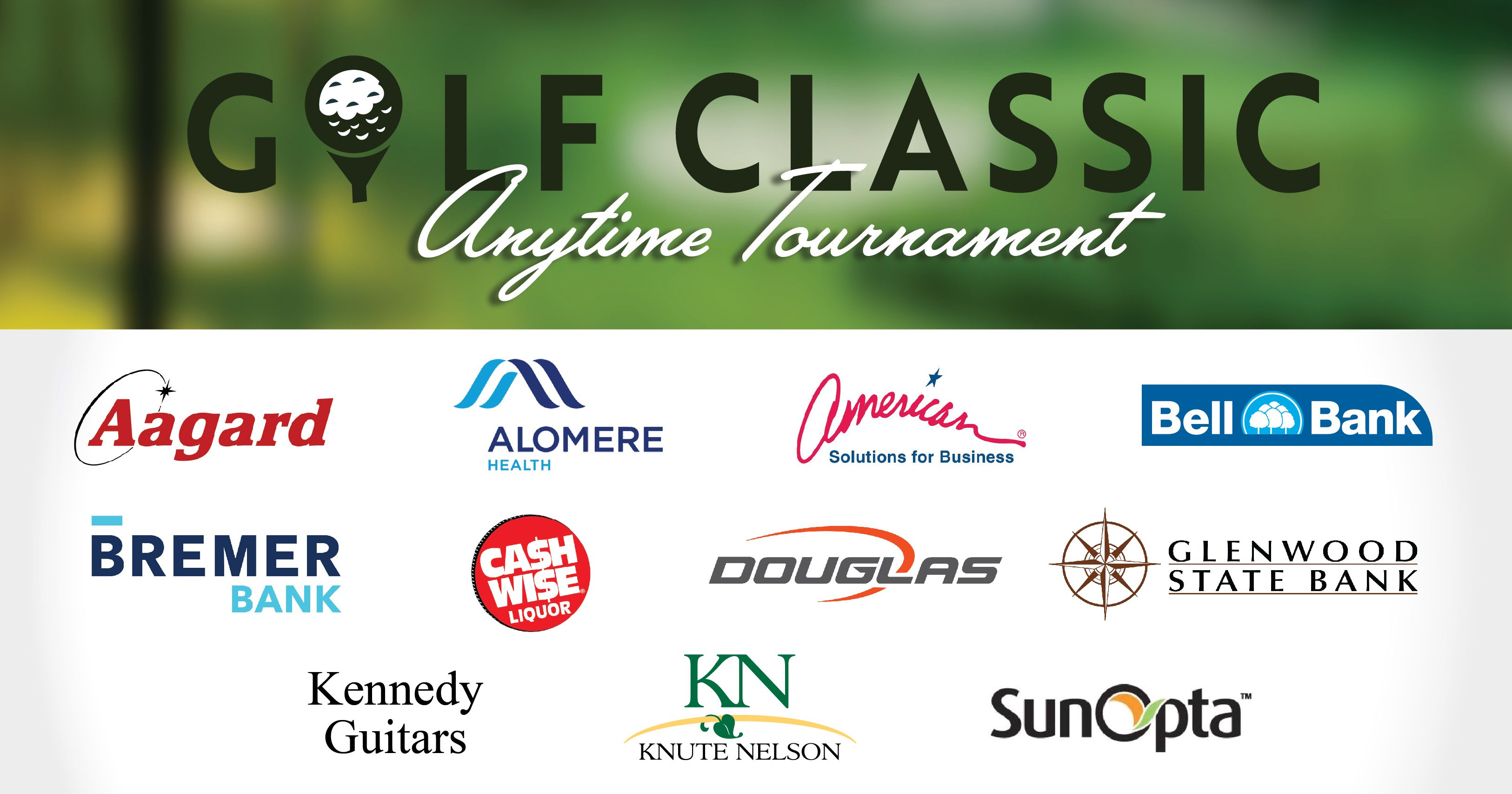 The Golf Classic - Anytime Tournament!