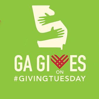 Support Us on Georgia Gives on Giving Tuesday - December 1